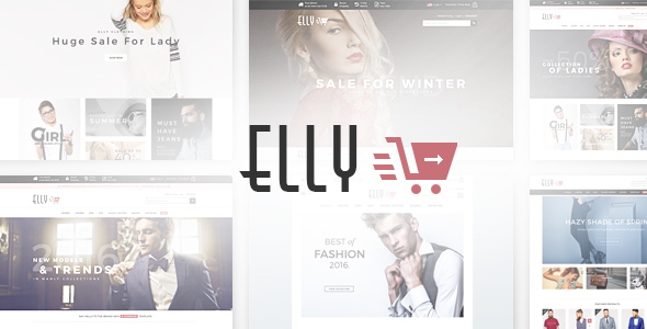Elly - Multipurpose Responsive WooCommerce WordPress Theme