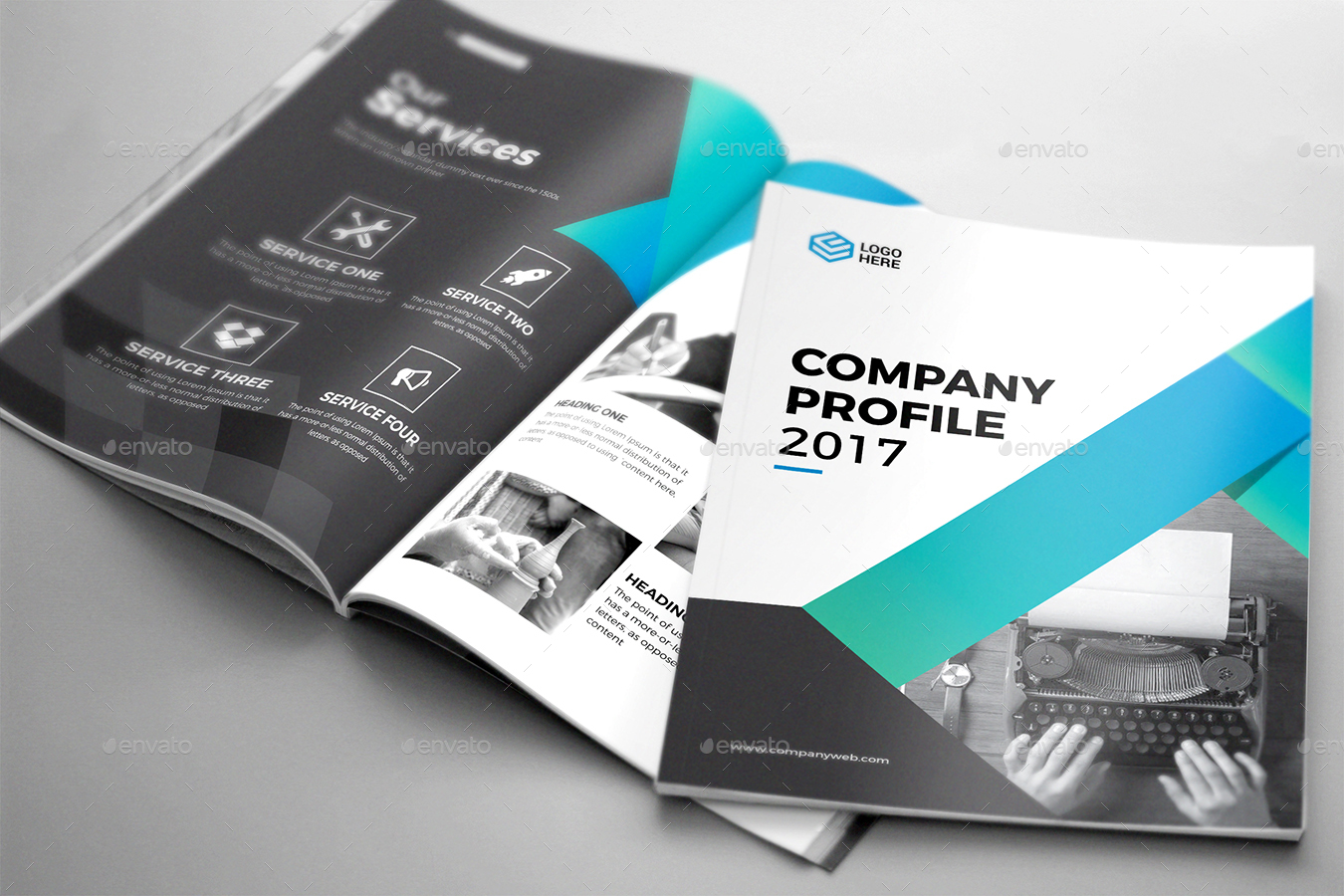 Company Profile by colordroop – Company Profile