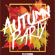 Fall Party Flyer - GraphicRiver Item for Sale
