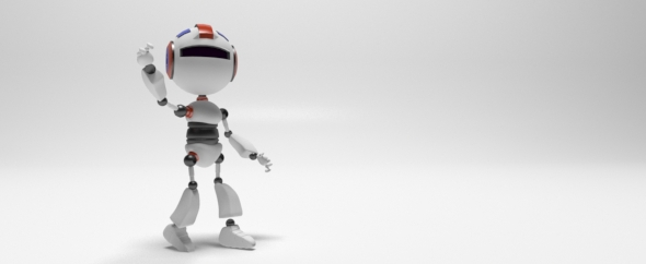 Robot profil