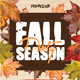 Fall Season Party Flyer - GraphicRiver Item for Sale