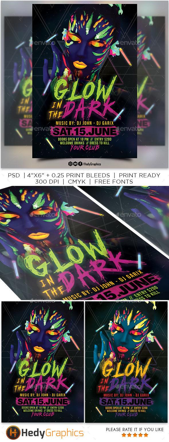 GraphicRiver Glow in the Dark 20481199