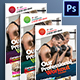 Fitness Gym Banner - GraphicRiver Item for Sale