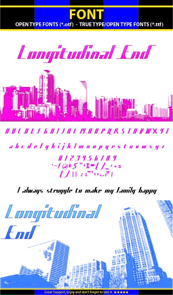 GraphicRiver Longitudinal End 20481418