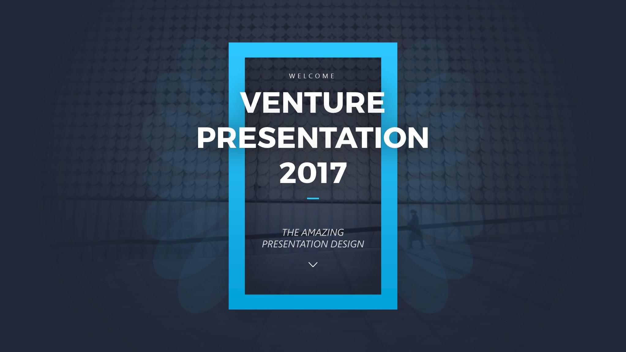 venture business presentation by brandearth graphicriver
