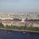 Aerial View of Admiralty in Saint-Petersburg - VideoHive Item for Sale