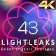 Light Leaks Pack 4K