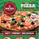 Pizzeria Flyer (A5) - GraphicRiver Item for Sale