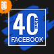 40 Facebook Banners - GraphicRiver Item for Sale