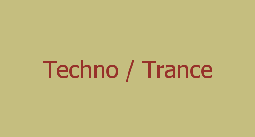 Techno, Trance