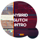 Hybrid Glitch Intro - VideoHive Item for Sale