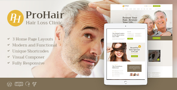 ProHair | Hair Loss Clinic & Cosmetology