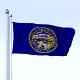 Animated Nebraska Flag - 3DOcean Item for Sale