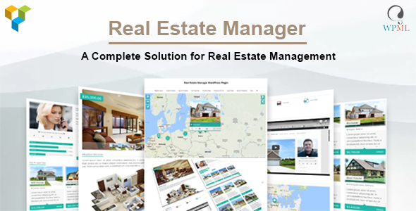 Real Estate Manager Pro (WordPress) Real Estate Manager Pro (WordPress) inline preview