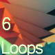 Colors Collage Vj Loops Pack - VideoHive Item for Sale