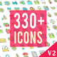 Icons Pack 330 Animated Icons