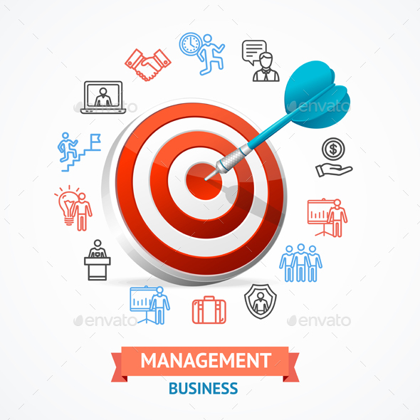 GraphicRiver Business Management Concept 20483760