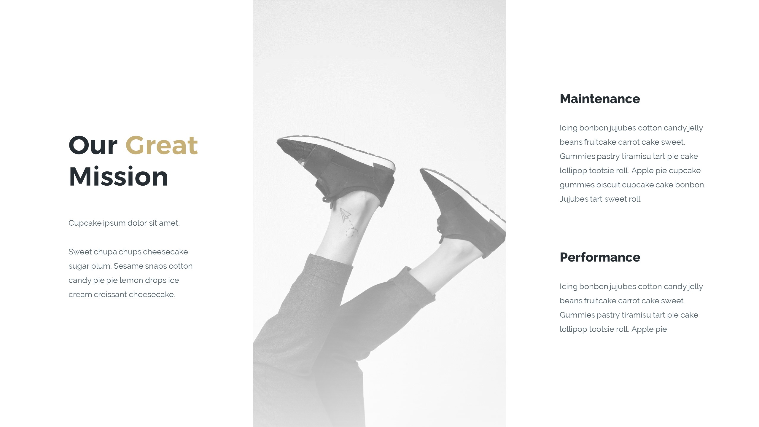 North minimal powerpoint template by qiudesigns graphicriver north minimal powerpoint template toneelgroepblik Images