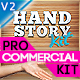 Explainer Story Hand Commercial - VideoHive Item for Sale