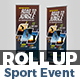 Sport Event Roll-Up - GraphicRiver Item for Sale