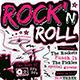 Rock Festival Flyer Template V5
