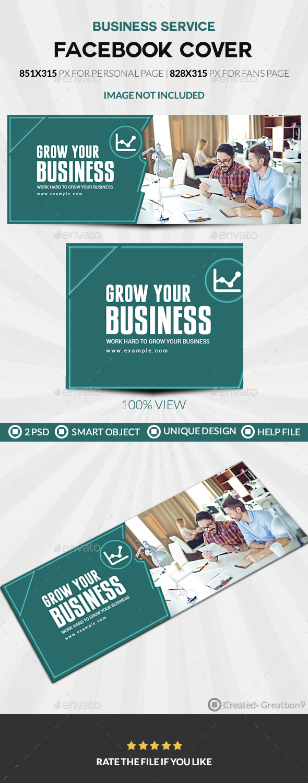 Business Service Facebook  Cover - Facebook Timeline Covers Social Media