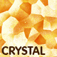 Crystal Mosaic Backgrounds