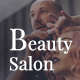Beauty Salon - One Page PSD Template