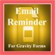 Email Reminder For Gravity Forms - CodeCanyon Item for Sale