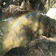 Rainbow in The Mountain River - VideoHive Item for Sale