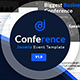 JD Conference – Advanced One Page Joomla Event Template - ThemeForest Item for Sale