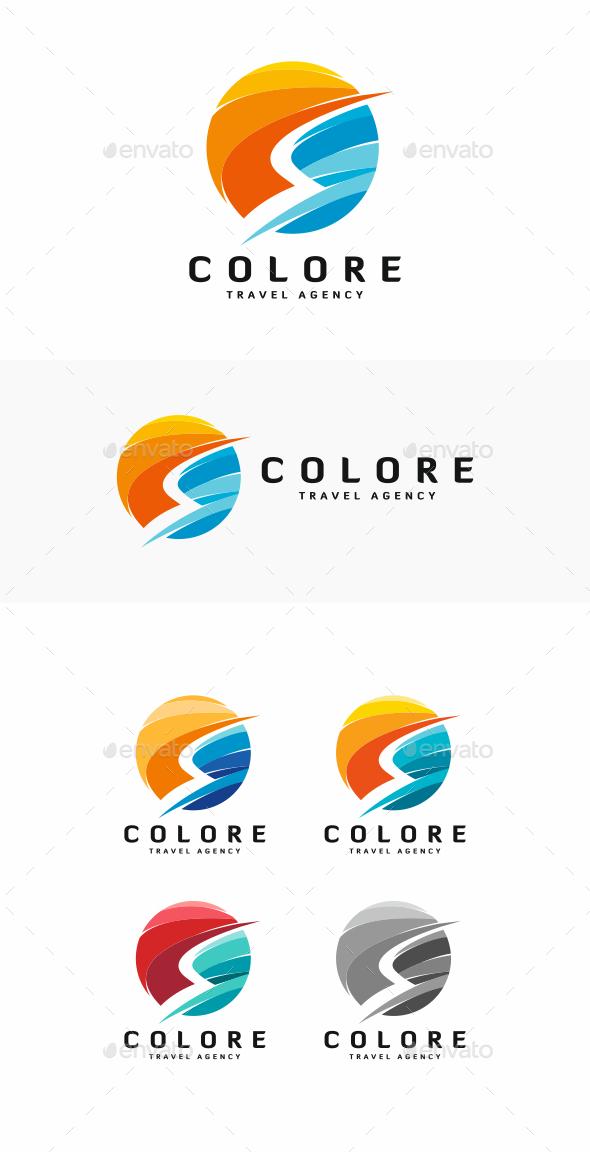 GraphicRiver Travel Logo 20486528