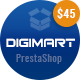 Digimart PrestaShop 1.7 Theme For Digital Template