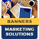 Marketing Banner Ads