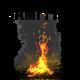Looping Campfire