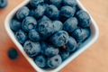 Bowl of blueberries - PhotoDune Item for Sale