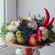 Bouquet of fruits, vegetables and mushrooms - PhotoDune Item for Sale
