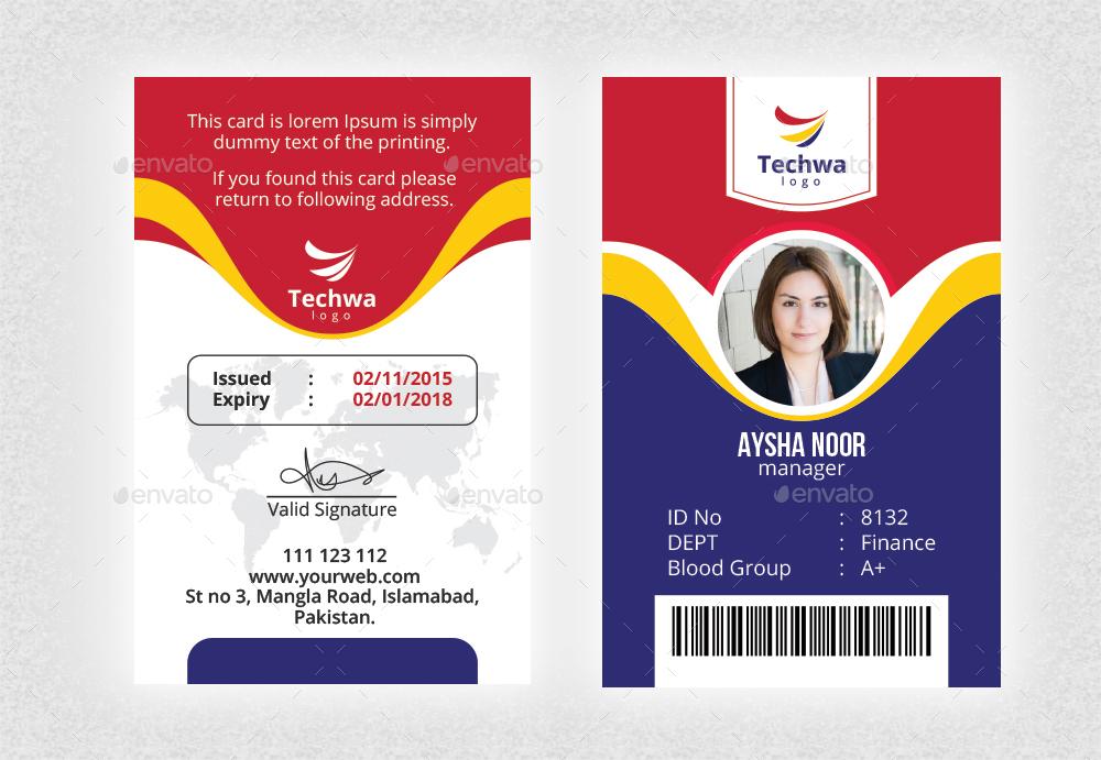 office id card by nasirktk