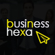 Business Hexa Keynote Template