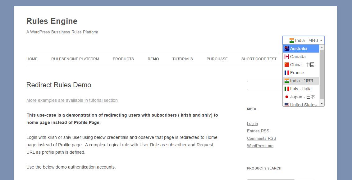 Login redirect issue in WordPress