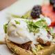 Eggs Benedict Closeup - PhotoDune Item for Sale
