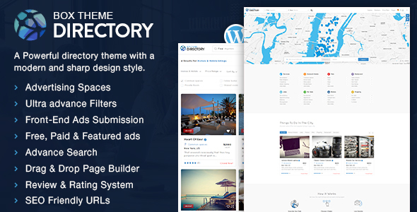 Directory | Multi-purpose WordPress Theme - Directory & Listings Corporate
