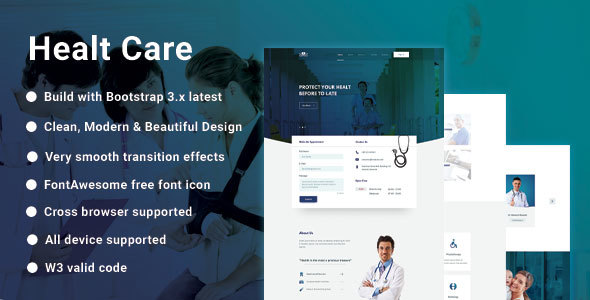 Doctor - Health and Medical Care