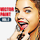 Vector Painting PS Action Vol.02 - GraphicRiver Item for Sale