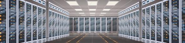 GraphicRiver Data Center Room Hosting Server Computer 20489119
