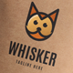 Whisker Logo - GraphicRiver Item for Sale