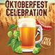 Oktoberfest Celebration Flyer