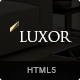 Luxor Realty - Responsive HTML5 Real Estate Template
