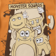Monster squads tshirt design for kids