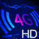4G Network Background - VideoHive Item for Sale